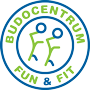 Budocentrum Fun & Fit logo print