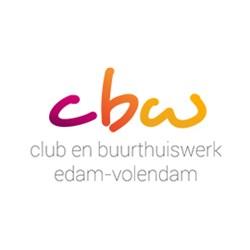 CBW Edam-Volendam logo print