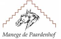 Manege de Paardenhof logo print