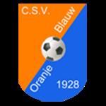 Logo C.S.V. Oranje Blauw