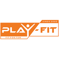 Preventiecentrum Play-Fit logo print