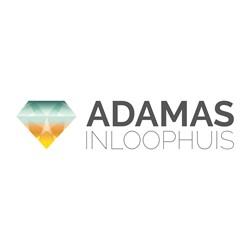 Adamas Inloophuis logo print