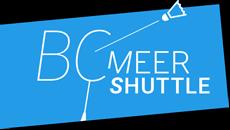 BC Meershuttle logo print