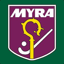 HV Myra logo print