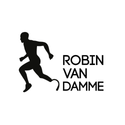 Robin van Damme logo print