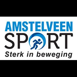 AmstelveenSport logo print