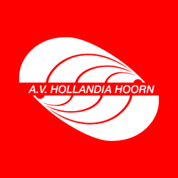 Atletiekvereniging Hollandia  logo print