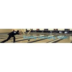 Bowlingvereniging Huizen logo print