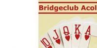 Brigdeclub ACOL logo print