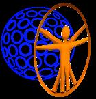 Gooise Golfclub ism Stichting Revalidatiegolf logo print