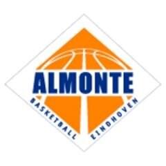 Basketbal Almonte logo print