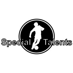 Stichting Special Talents logo print