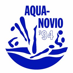 Aqua-Novio '94 logo print