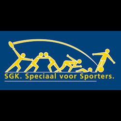 SGK  logo print