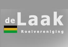 Roeivereniging De Laak logo print