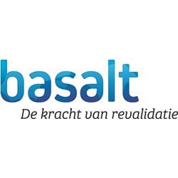 Basalt Revalidatie Den Haag logo print