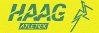 Haag Atletiek logo print