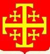 Haagsch Handboogschuttersgilde van Sint Sebastiaen  logo print