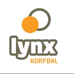 Lynx korfbal logo print