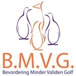 Logo Bevordering Minder Validen Golf (BMVG)
