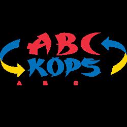 ABC Kops logo print