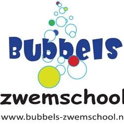 Bubbels Zwemschool  logo print