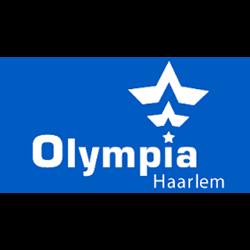 Olympia logo print