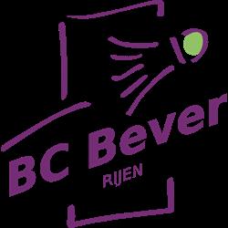 BC Bever logo print