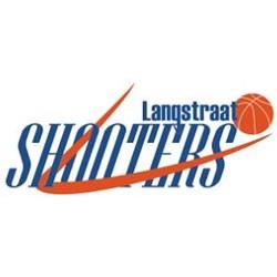 BC Langstraat Shooters logo print
