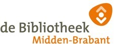 Bibliotheek Midden-Brabant logo print