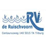K.E.H.V. De Ruischvoorn logo print