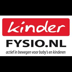 Kinderfysio logo print