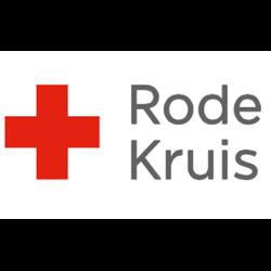 Nederlandse Rode Kruis (afdeling Tilburg) logo print