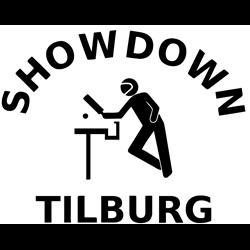 ShowDown Vereniging Tilburg logo print