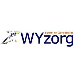 Sport-en Zorgatelier WYzorg logo print