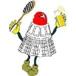 Logo Badmintonvereniging Steenbergen