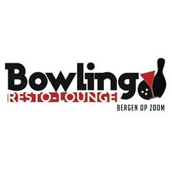 Bowling Bergen op Zoom logo print
