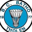 BC Batho logo print