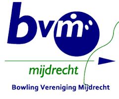 Bowling Vereniging Mijdrecht logo print