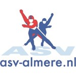 Logo Almeerse schaatsvereniging