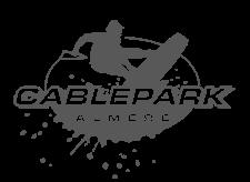 Cablepark Almere logo print