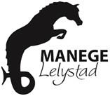 Manege Lelystad logo print