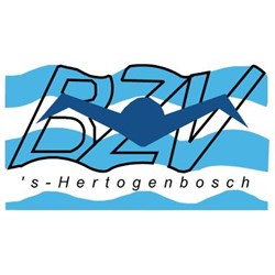 Bossche Zwem Vereniging (BZV) logo print
