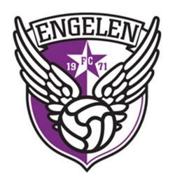 FC Engelen logo print