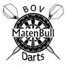 Logo Dartsvereniging MatenBull