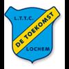 Logo Tafeltennisvereniging De Toekomst
