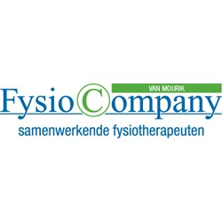 FysioCompany van Mourik logo print