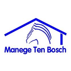 Manege Ten Bosch logo print