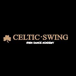 Celtic Swing logo print