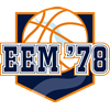 Logo Basketbalvereniging Eem'78